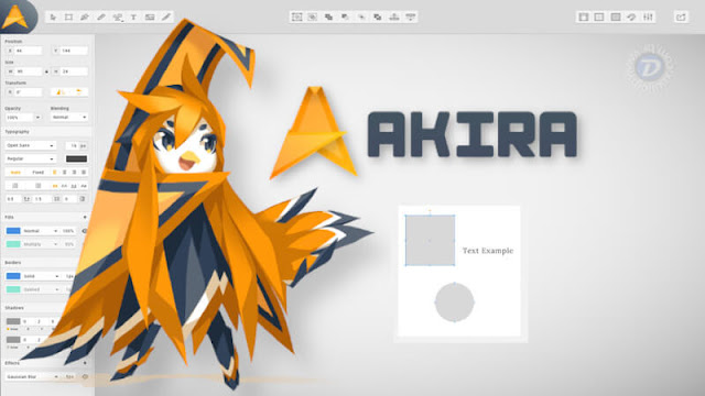 akira-design-vetorial-linux