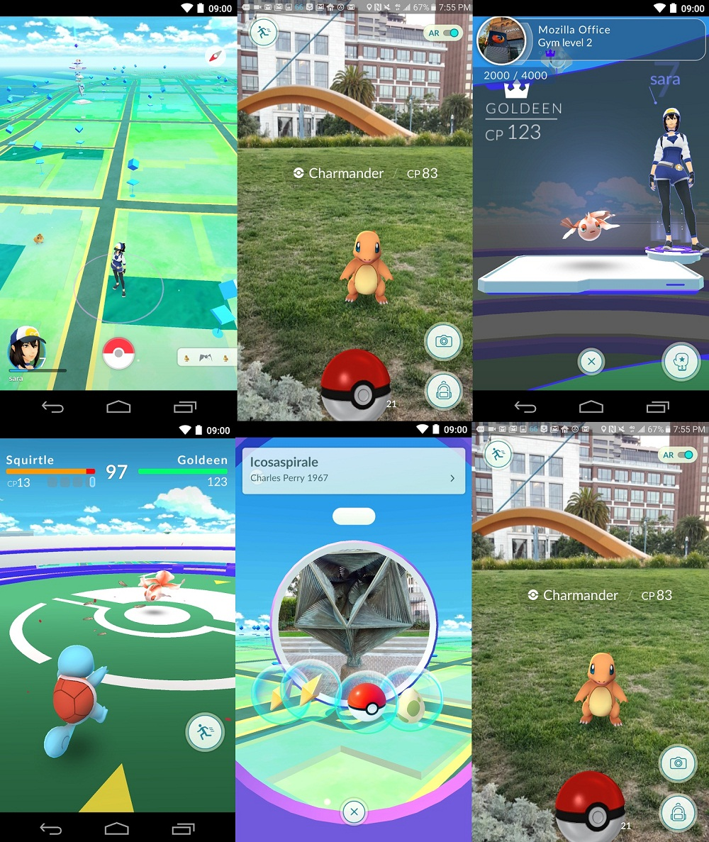 Pokémon GO APK for Android