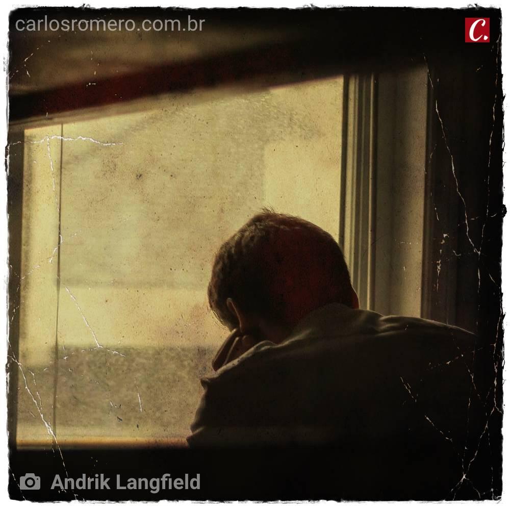 ambiente de leitura carlos romero adriano de leon saudosismo lembranca de infancia saudades tias copo de leite destino