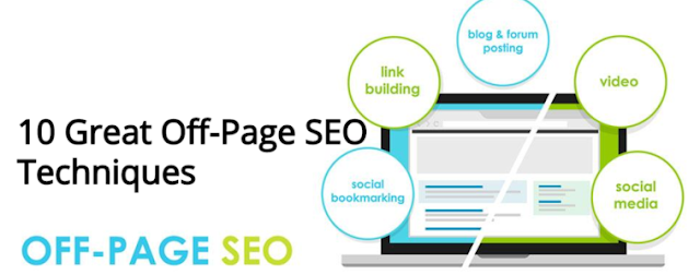 10 Great Off-Page SEO Techniques