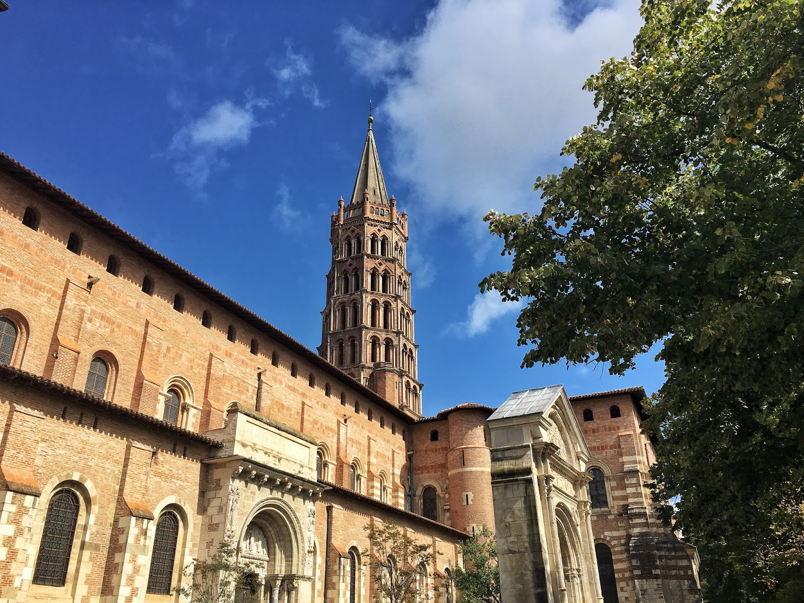 Toulouse, France, Francie, travelblog, ejnets
