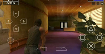 Download Dead to Rights Reckoning High Compress PSP PPSSPP