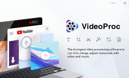 VideoProc Install Full