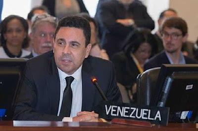 Denuncia canciller arremetida de EE. UU. contra Venezuela