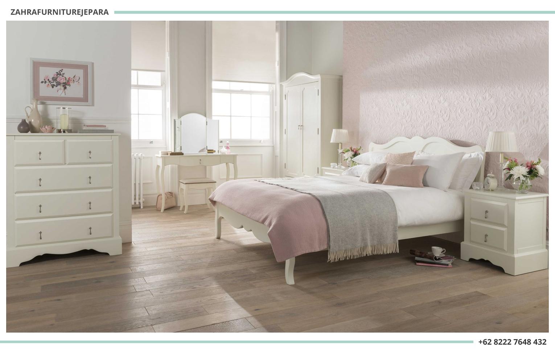 Kamar Set Anak Perempuan Warna Putih