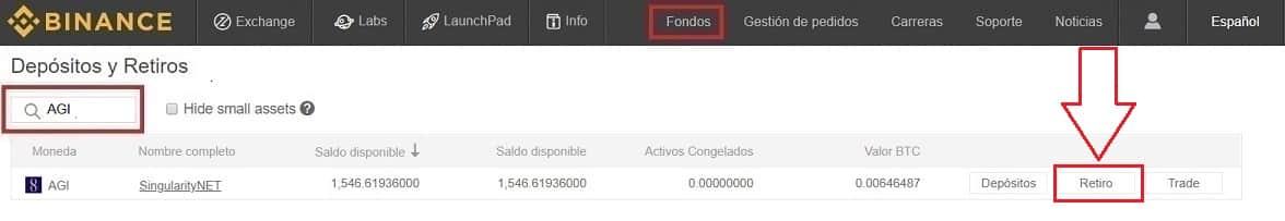 Cómo Comprar SingularityNET (AGI) Coin Barato en España con euros y dolares