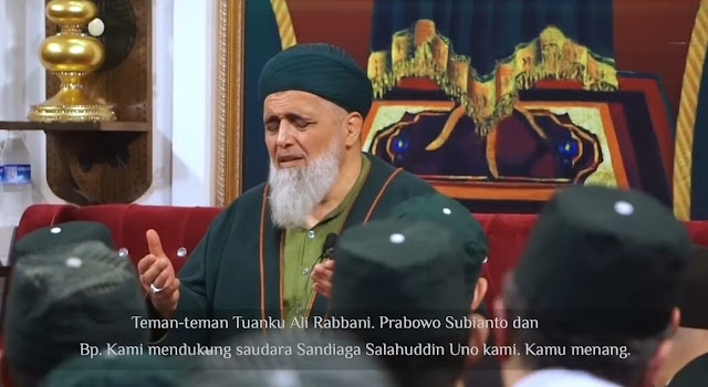 Ulama Turki Doakan Prabowo-Sandi Menang Pilpres 2019