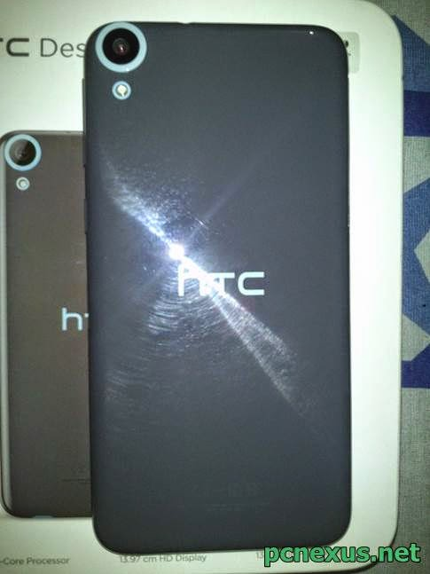 HTC Desire 820 dual sim camera and led flash