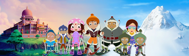 'Chhota Bheem Himalayan Adventure' Movie Premier on Pogo Wiki Plot,Timing,Cast,Title Song,Promo