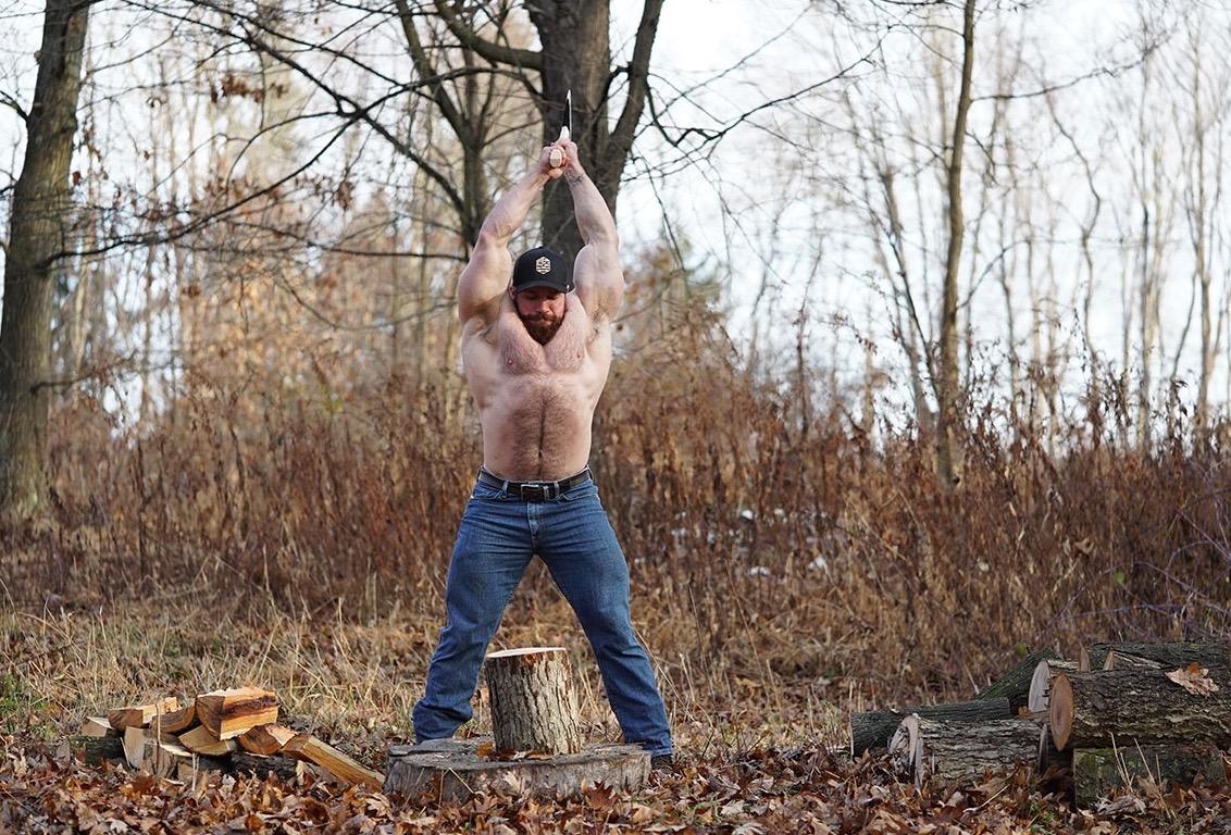 Nude Image Man
