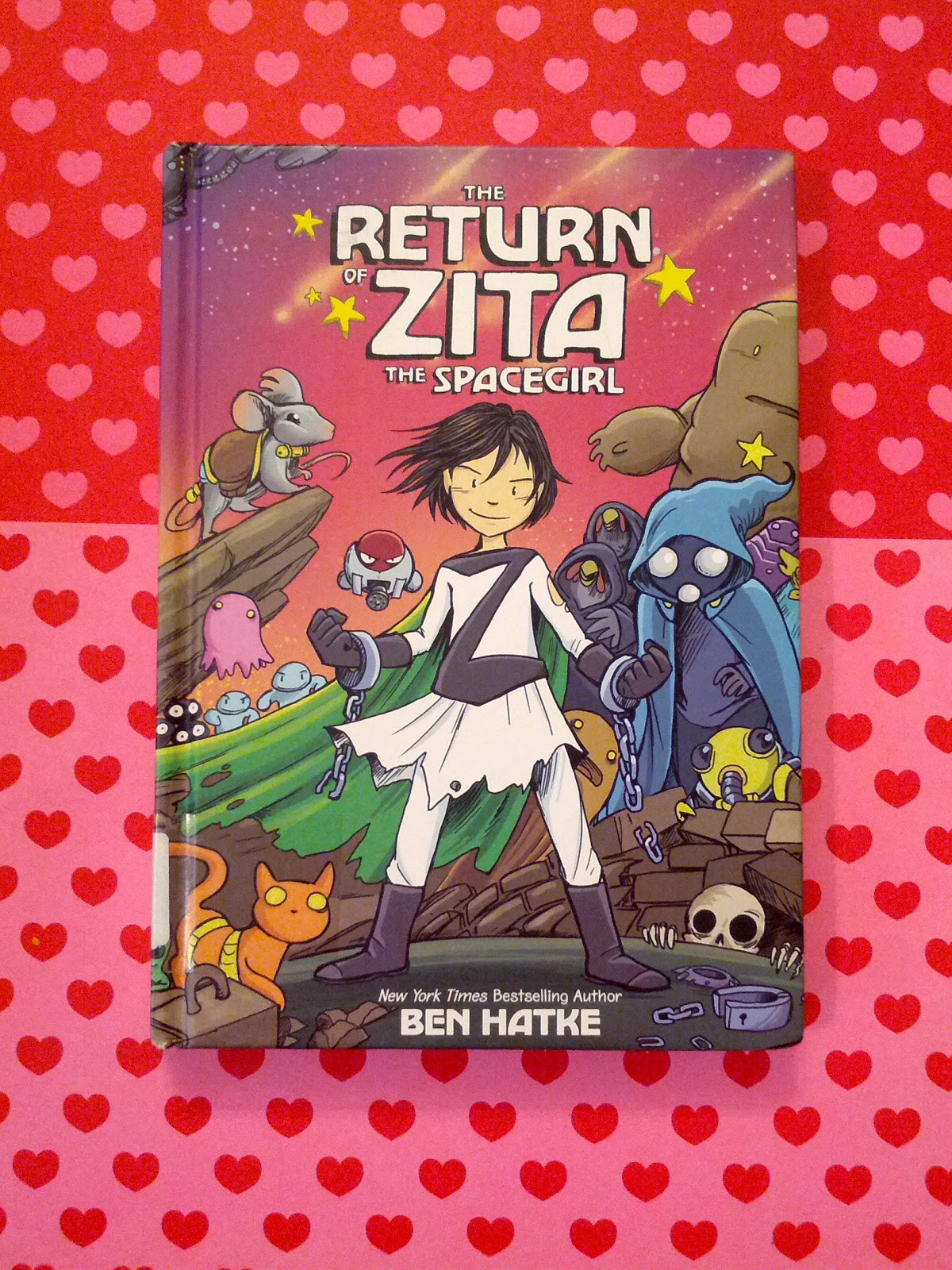 return of zita the spacegirl review hatke