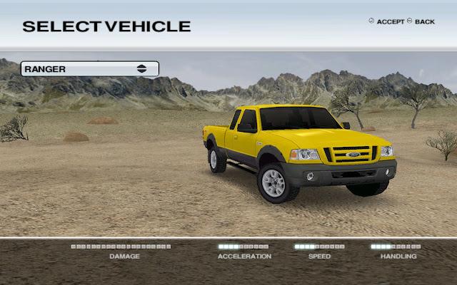 Ford Racing: Off Road screenshot 2