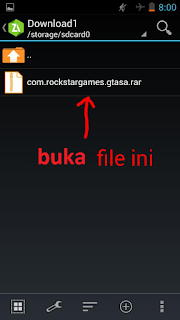Download GTA San Andreas Android lengkap dengan cara install tanpa root (mudah)