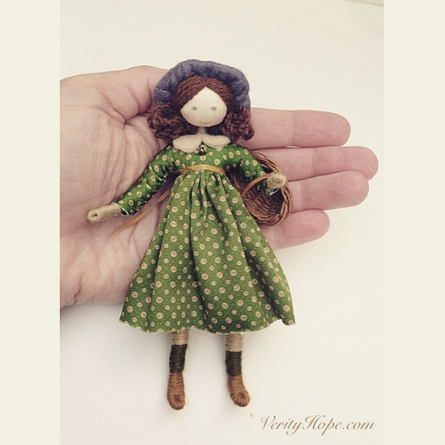 VERITY HOPE DOLL