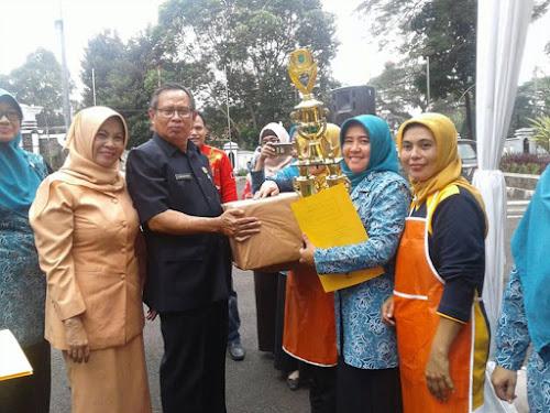Lomba Cipta Menu Kabupaten Subang