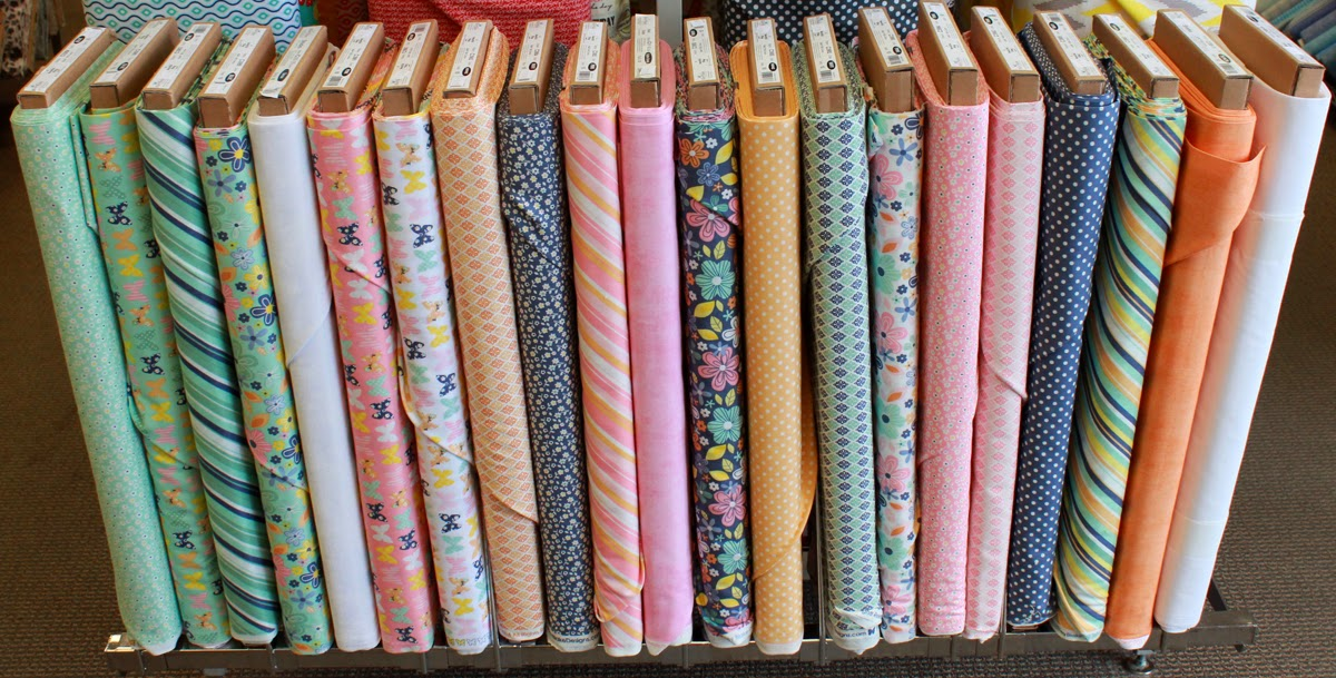A Beautiful Thing fabric line