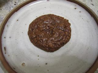 Cookies au Nutella, 3 ingrédients, sans farine, flocons d'avoine
