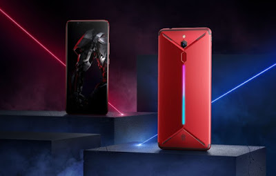 ZTE nubia Red Magic Mars is coming to the US and Europe on January 31 for just $399