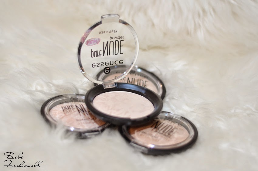 essence pure nude powder
