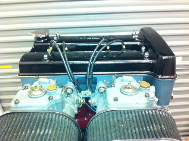 eBay Scam Hunter: Lotus Twin Cam Engine rebuilt & dyno