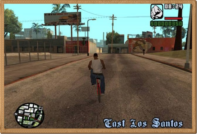 GTA San Andreas PC Games Gameplay