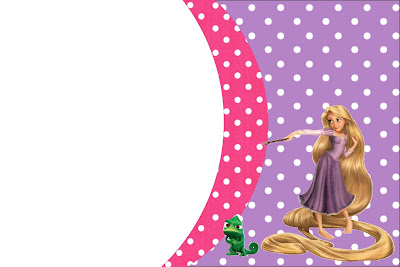 Tangled Rapunzel Free Printable Party Invitations Oh My Fiesta