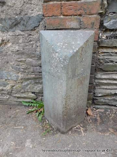 Parish Boundary Marker Brand Lane Woodhouse Eaves
