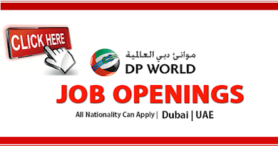 Latest Job Vacancies In DP World Dubai