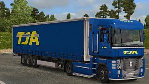 TJA pack for Renault Magnum