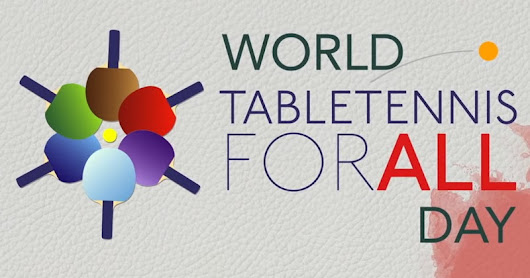 World Table Tennis Day 2016