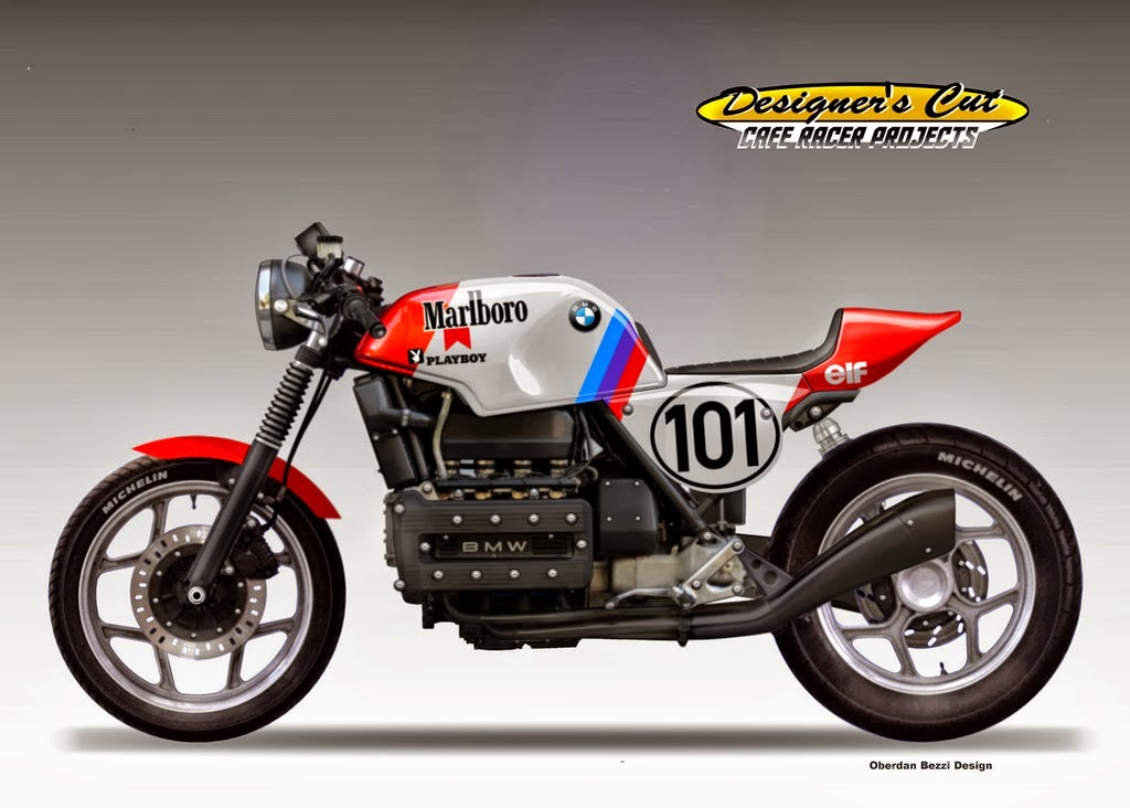 racing caf caf racer concepts bmw k100 supercaf by. Black Bedroom Furniture Sets. Home Design Ideas