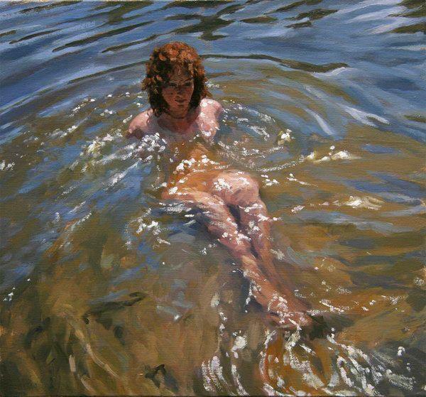 Paul Boswijk   Dutch Painter   1959