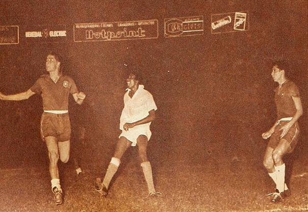 Chile y Colombia en Campeonato Sudamericano de 1957