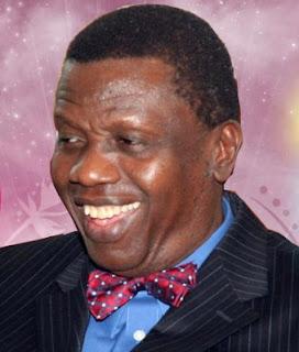 pastor e a adeboye biography