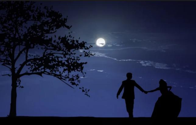 رواية منازل القمر - برد المشاعر
