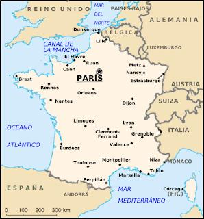"""""""El cuaderno gris"""" de Martin du Gard, Francia"""