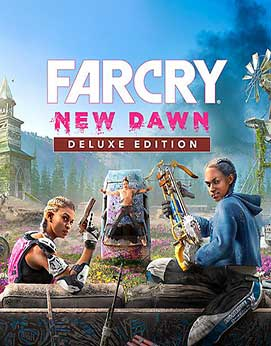 Far Cry New Dawn Jogos Torrent Download onde eu baixo