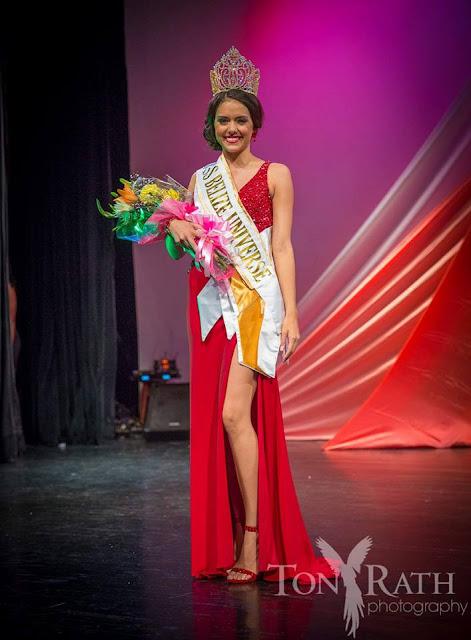 Miss Universe 2016 contestants U16belize
