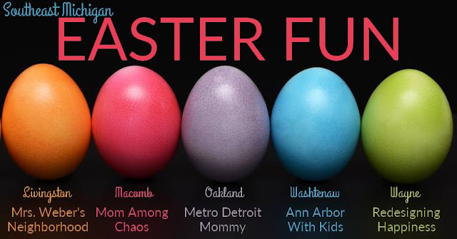 Southeast Michigan Easter fun, Easter, Metro Detroit, things to do
