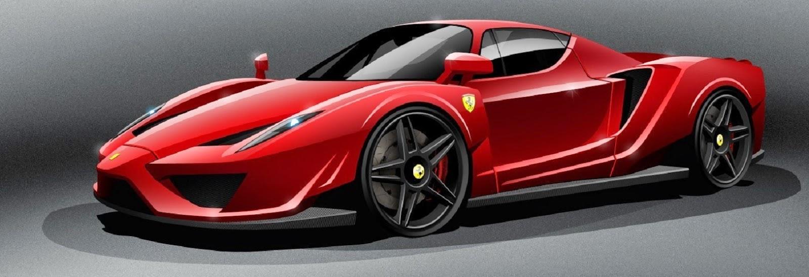 Mobil Ferrari: Kumpulan Modifikasi Mobil Ferrari Enzo Terbaru
