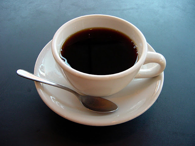 Cup of Luwak Coffee