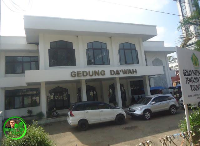 GEDUNG DA'WAH Kabupaten Subang
