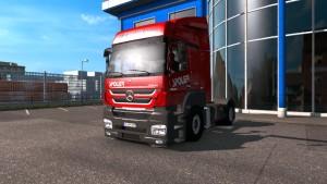 Mercedes Benz Axor 2544 truck mod