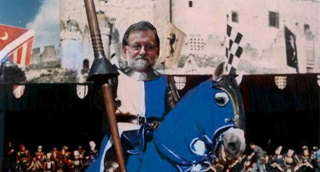 Rajoy en Santa Gadea