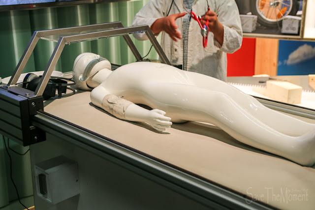 Mitmach-Ausstellung Total Genial Röntgen