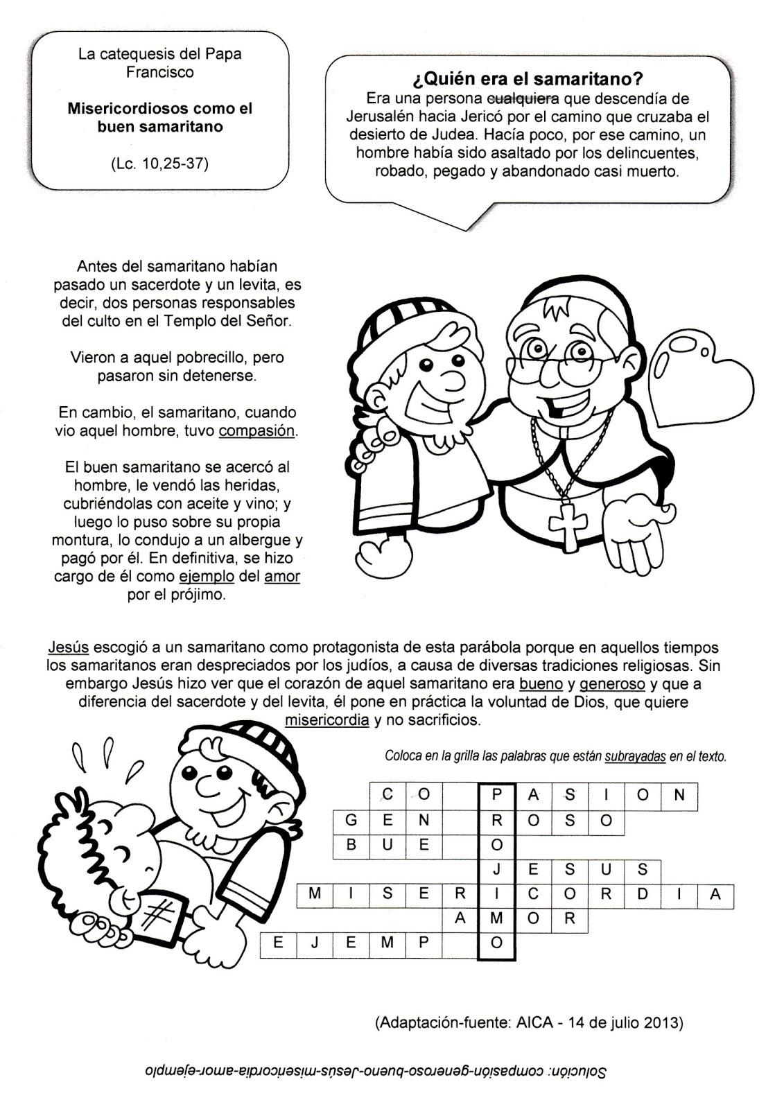 La Catequesis (El blog de Sandra): Recursos Catequesis 15º Domingo ...
