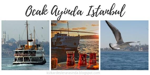 Ocak Ayında İstanbul | Öneri
