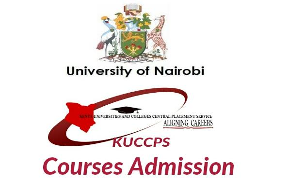 Government sponsored courses KUCCPS for University of Nairobi