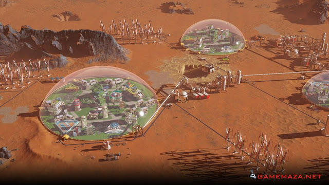 Surviving Mars Kuiper Gameplay Screenshot 1