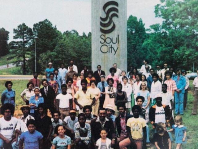 Soul City, ciudad para negros abandonada